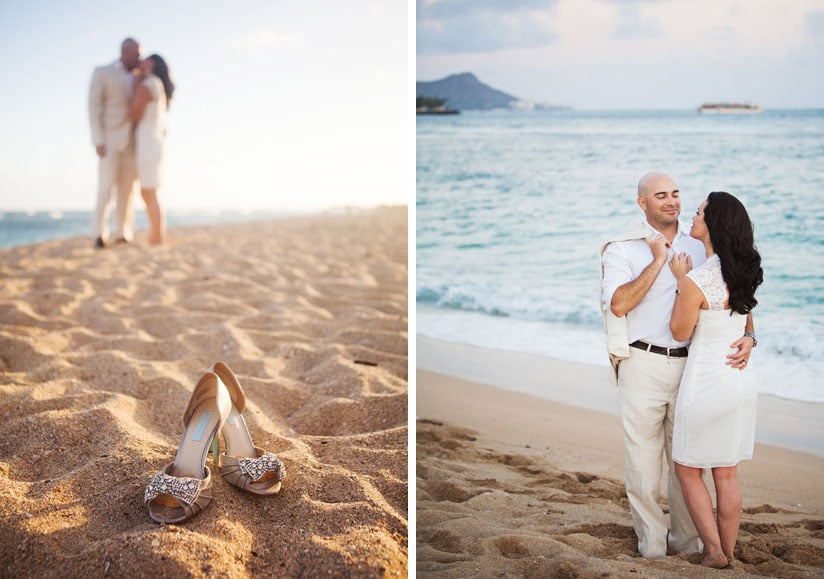 Hawaii couples photography sand island honolulu oahu photographer michelle scotti honolulu hawaii